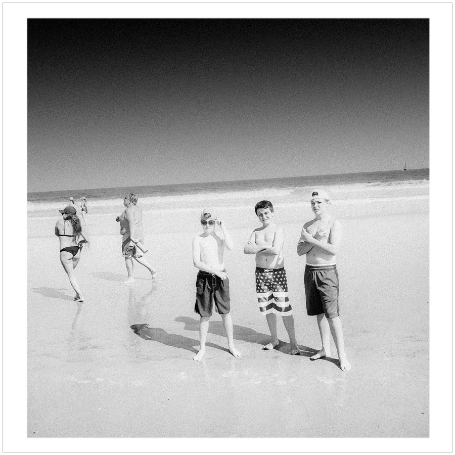 beach dudes   ~ (embiggenable) • iPhone