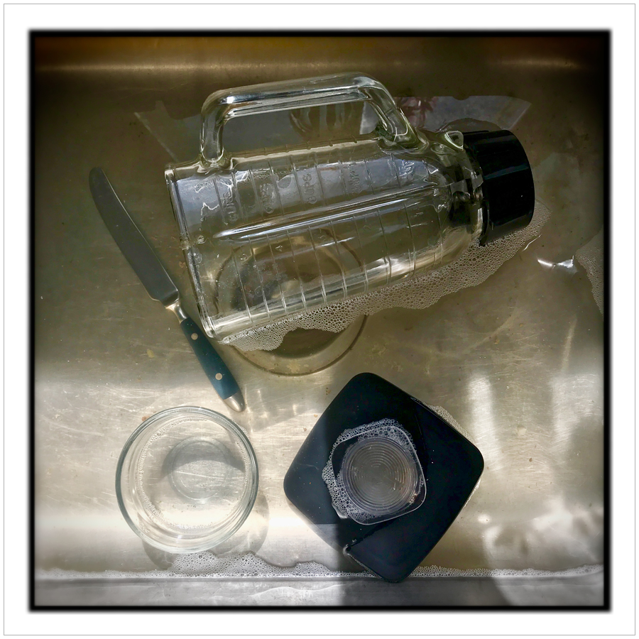 things in sink   ~ (embiggenable) • iPhone