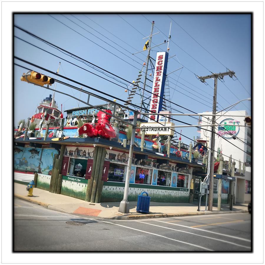 Schellengers Restaurant   ~ Wildwood, NJ (embiggenable) • iPhone