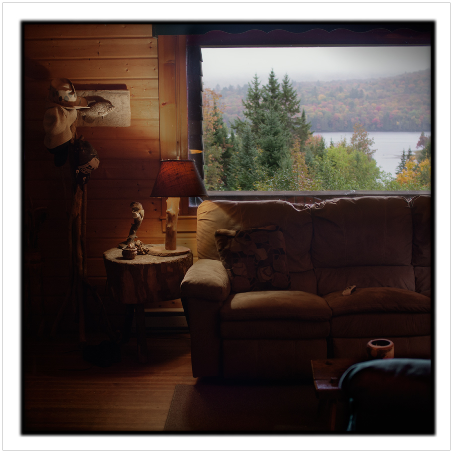 picture window   ~ Rist Camp / Adirondack PARK - (embiggenable) • µ4/3