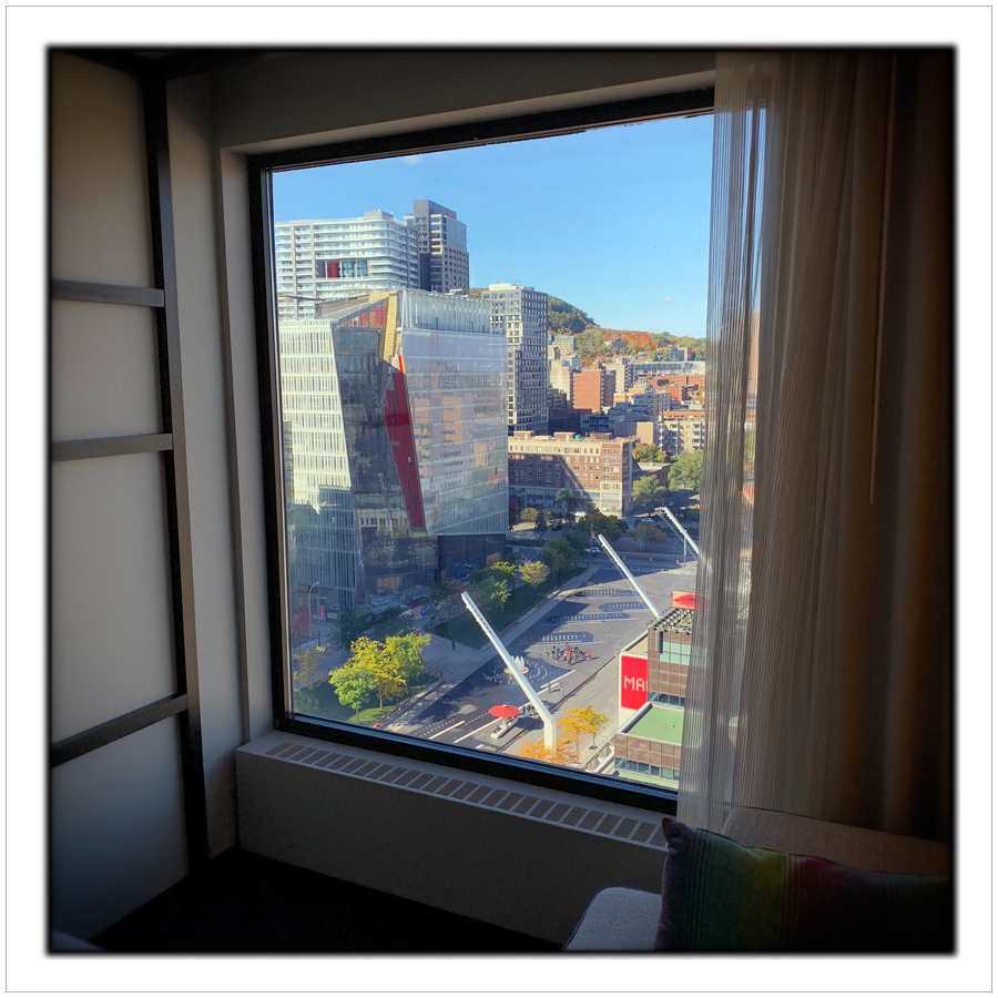 hotel window   ~ Montreal, CA. - (embiggenable) • iPhone Xs Max