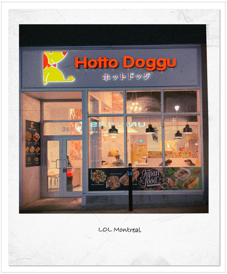 Hotto Doggu   ~ Montreal, QC. (embiggenable) • iPhone