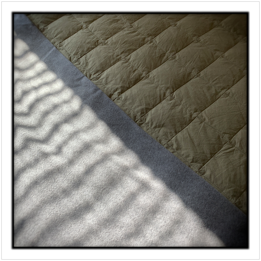 window blinds shadows   ~ (embiggenable) • iPhone