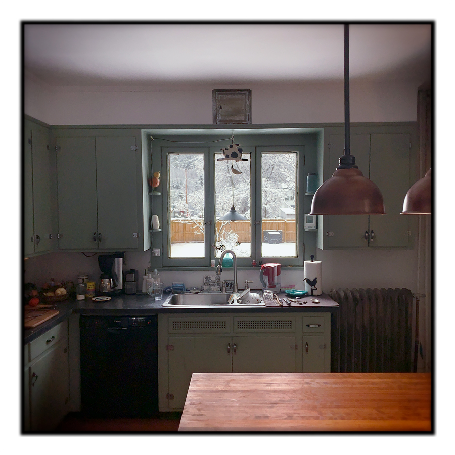 my kitchen window   ~ (embiggenable) • iPhone
