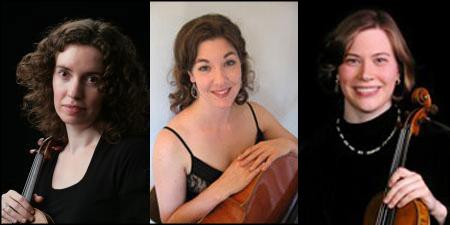 Anna Cromwell, Mira Frisch, Lisa Nelson