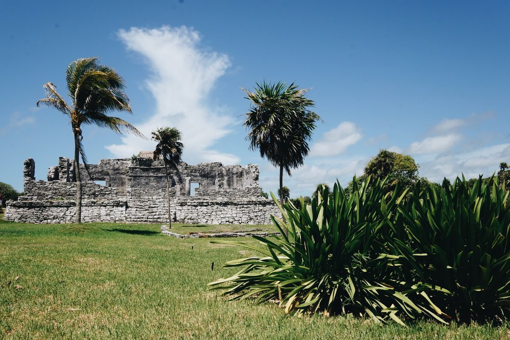 Tulum Archeological Ruins