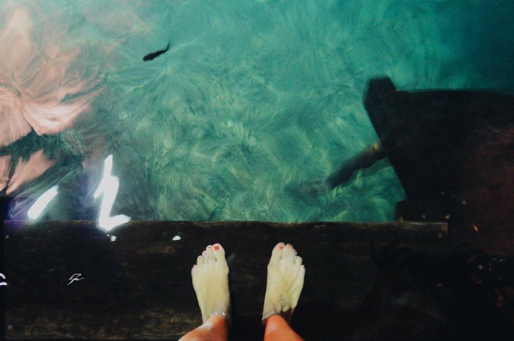 Tamcach-Ha Cenote