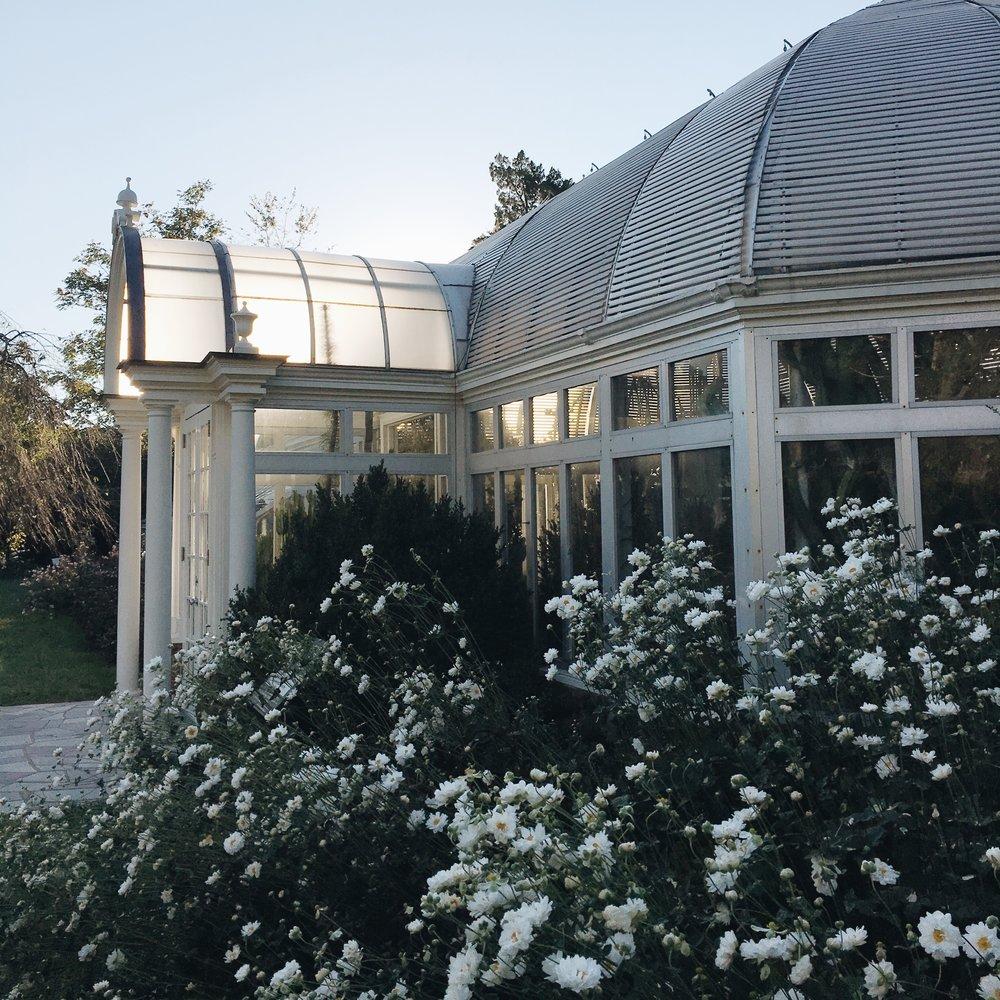 hometown tourist reynolda gardens see soo much