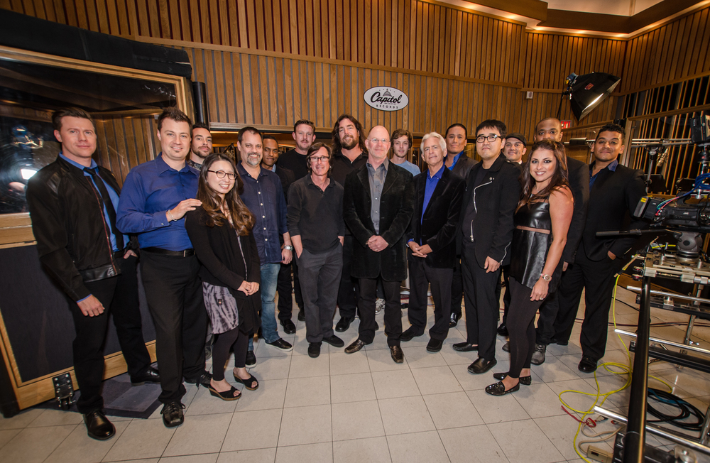 Arirang Heritage Session - Capitol Records, Los Angeles  Photo Credit - Michael Stever