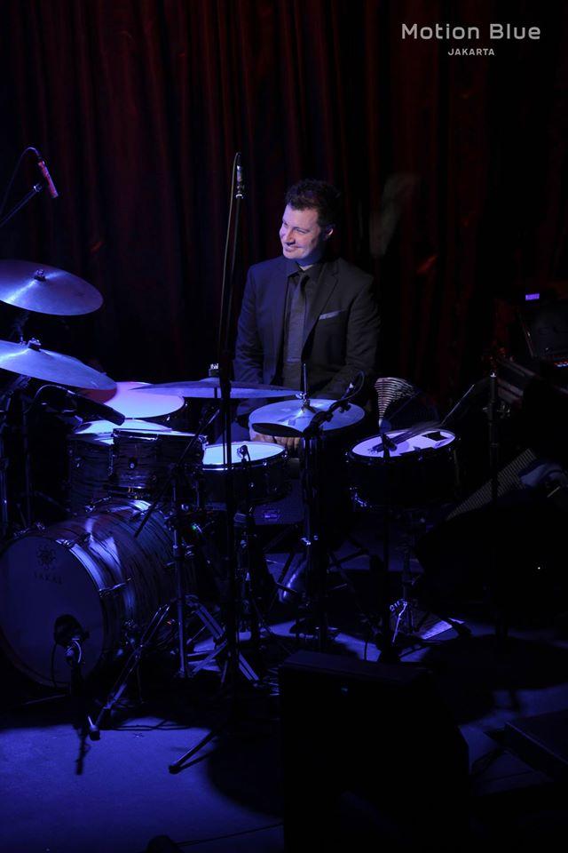 David Benoit Trio -Motion Blue, Jakarta