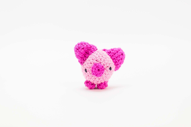 May Amigurumi CAL Mini Pigs Week One | Crochet pig, Mini pigs ... | 1000x1500