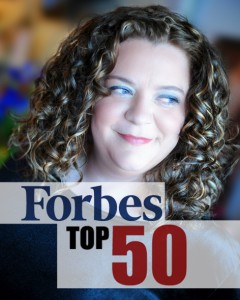 Eve Mayer Orsburn headshot forbes top 50