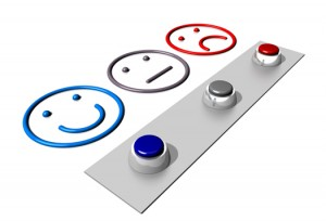 linkedin survey smiley face image credit istockphoto