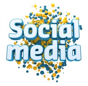 Social Media, Little Soya, Twitter, Facebook