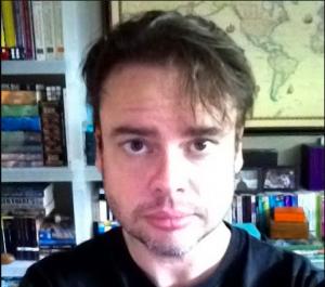 Steve Yegge self portrait picture