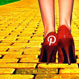 Pinterest for business and web traffic