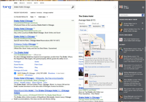 Social Search Screenshot