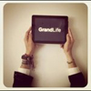 GrandLife Hotels Instagram, companies on Instagram, Social Media Delivered