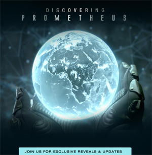 Prometheus social media, Social Media Delivered, Prometheus movie