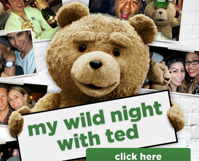 TED movie social media, TED movie, Social Media Delivered