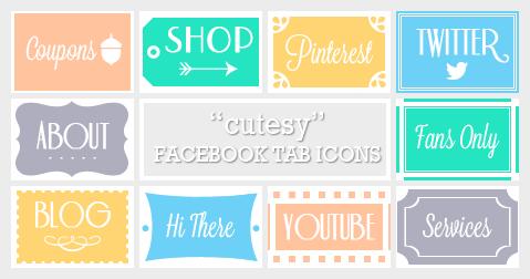 Facebook Tabs, Social Icons, Social Media, Social Media Delivered