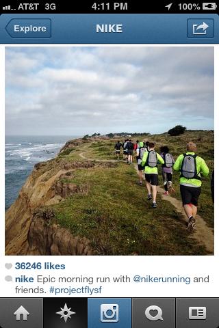 Globe Trekking with Nike