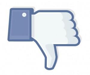 facebook like inverted