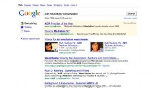 The Secret to a First-Page Google Ranking