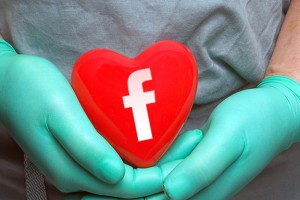 Update your Facebook profile for organ donation