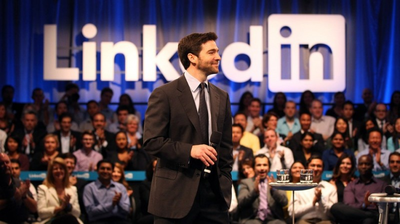 David Hahn, LinkedIn's vice president of product management