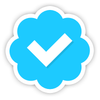 Verified Account Button