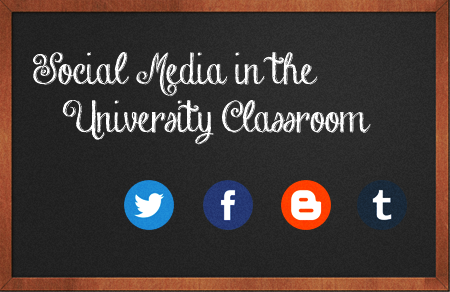 social media in classroom