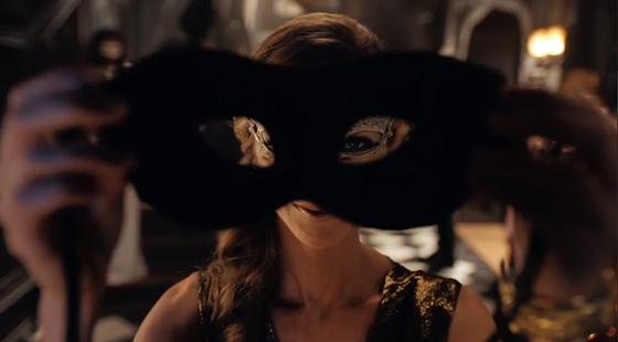 Dos Equis Masquerade Mystery Halloween Ad