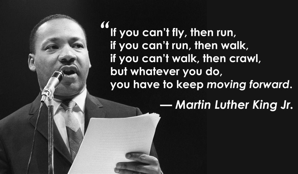 Happy Martin Luther King Jr Day Social Media Delivered
