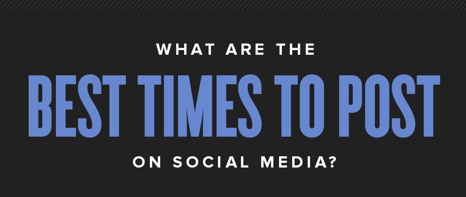 Top 10 Social Media Infographics