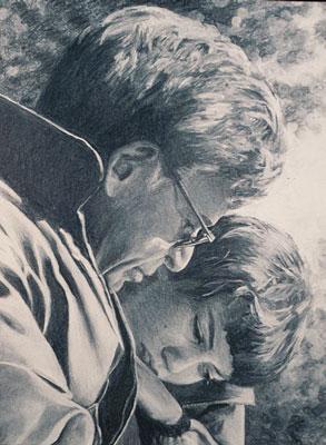 Alan and Nicolas