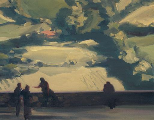 Men on the Wall, Montecastello di Vibio