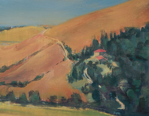 Umbrian Hill