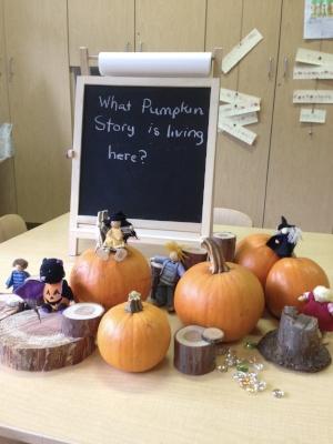 Kindergarten Story Workshop