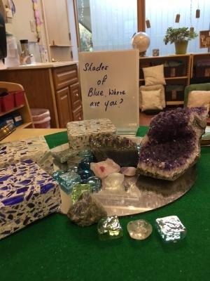 Kindergarten - Art/Science Provocation