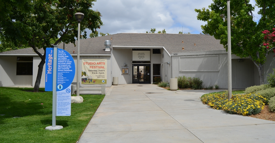 The Irvine Fine Arts Center