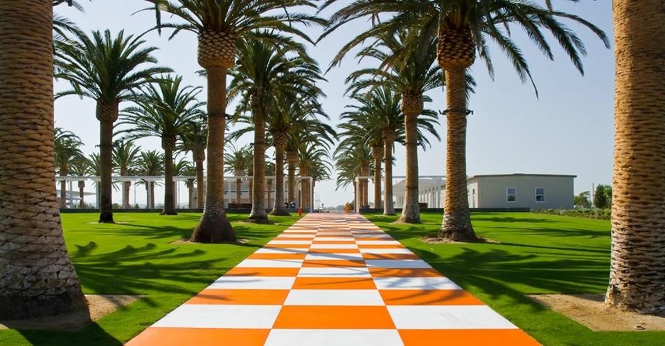 The Palm Court Arts Complex