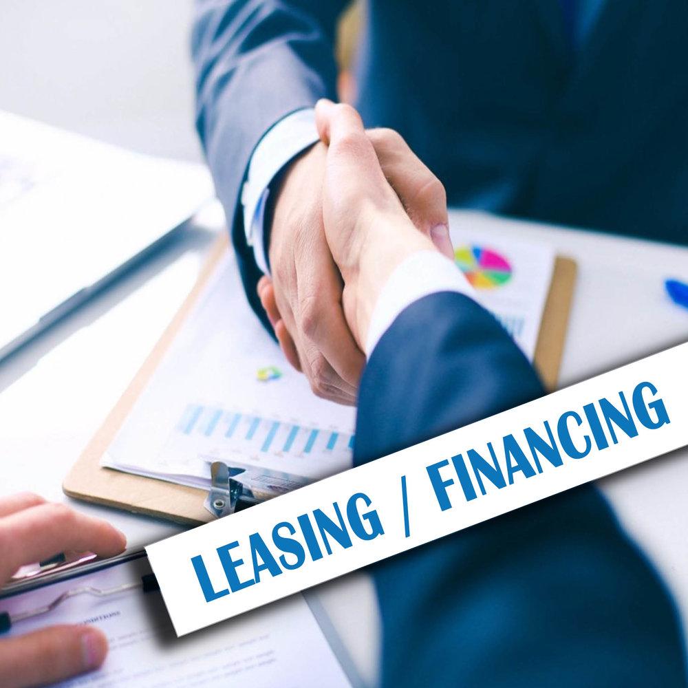 LEASING & FINANCING