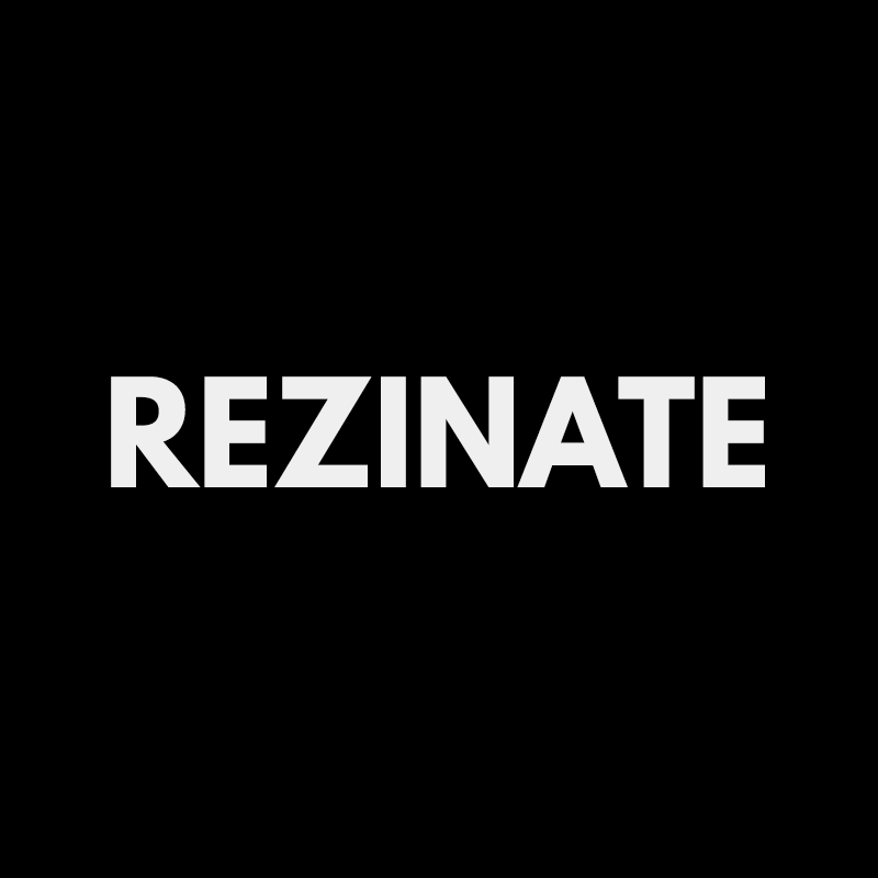 rezinate presents
