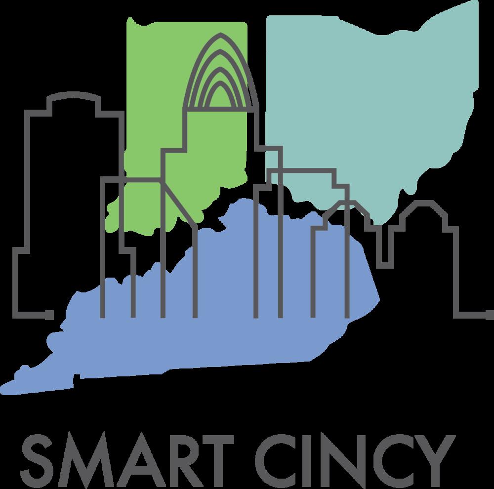smart cincy smart cities logo cincinnati
