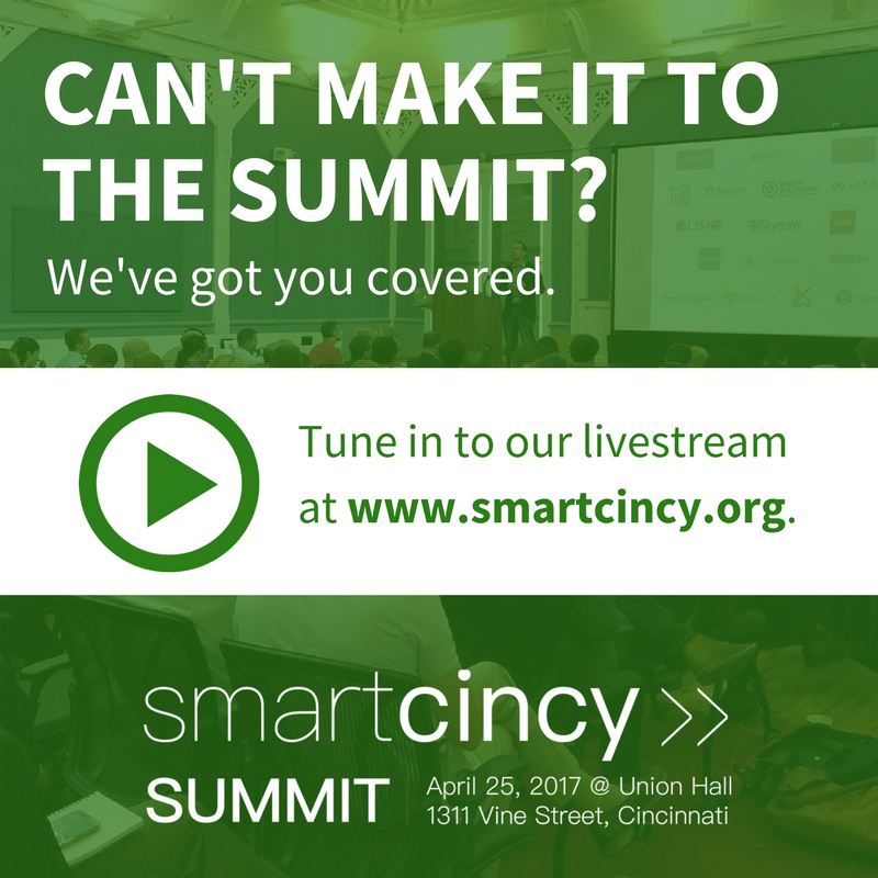 Smart Cincy Summit Live Stream
