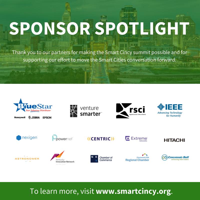 Smart Cincy Summit Sponsors
