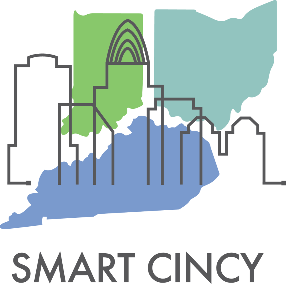 Proud partners of the Regional Smart Cities Initiative  - Smart Cincy is a proud outcome of the nation's first Regional Smart Cities Initiative, as leaders across three states are using technology as a tool to improve the quality of life for all residents regardless of socioeconomic or geographical barriers.