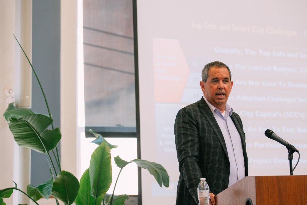 Oscar Bode - CEO, Smart City Capital