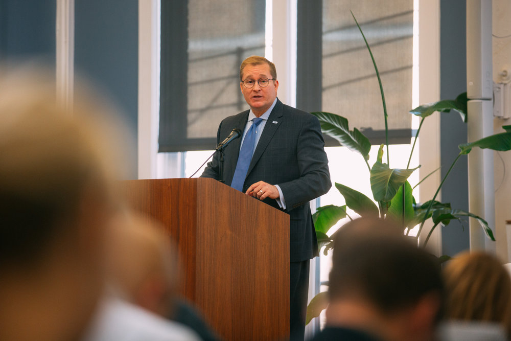 Brian Cobb - Chief Innovation Officer, CVG Airport